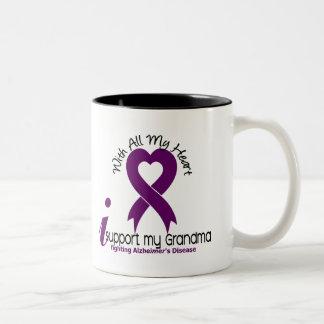Enfermedad de Alzheimers apoyo a mi abuela Tazas De Café