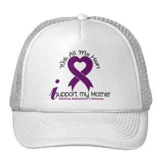 Enfermedad de Alzheimers apoyo a mi madre Gorra