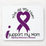 Enfermedad de Alzheimers apoyo a mi mamá Alfombrilla De Ratón