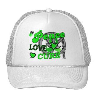 Enfermedad de Lyme de la curación 2 del amor de la Gorro De Camionero