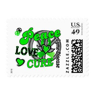 Enfermedad de Lyme de la curación 2 del amor de la Sello
