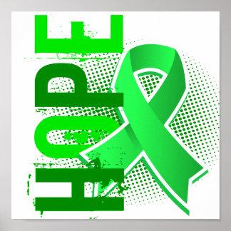 Enfermedad de Lyme de la esperanza 2 Póster