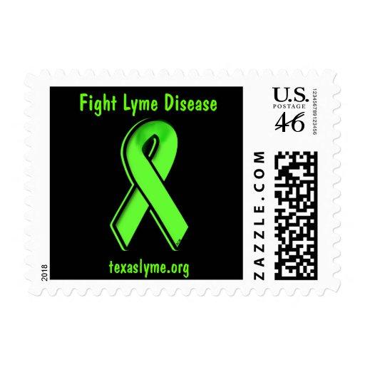 Enfermedad de Lyme de la lucha Franqueo