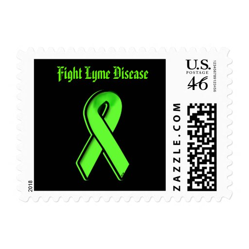 Enfermedad de Lyme de la lucha Sellos