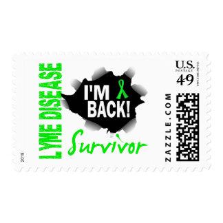 Enfermedad de Lyme del superviviente 7 Franqueo