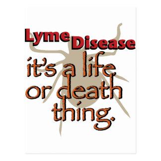 Enfermedad de Lyme - es una cosa de la vida o de l Postal