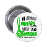 Enfermedad de Lyme llevo la verde lima para mi Gra Pin