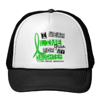 Enfermedad de Lyme llevo la verde lima para mi hij Gorra