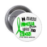 Enfermedad de Lyme llevo la verde lima para mi hij Pin