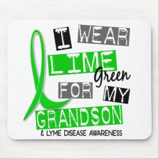 Enfermedad de Lyme llevo la verde lima para mi nie Tapete De Ratón