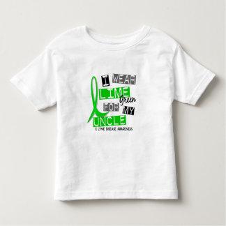 Enfermedad de Lyme llevo la verde lima para mi tío Poleras