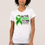 Enfermedad de Lyme - lucha a ganar Camiseta