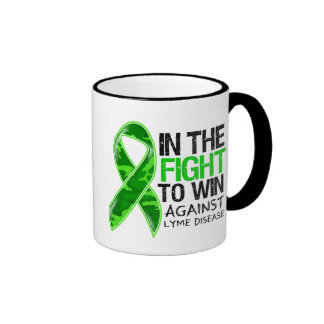 Enfermedad de Lyme - lucha a ganar Tazas De Café
