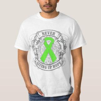 Enfermedad de Lyme nunca que da para arriba Remeras