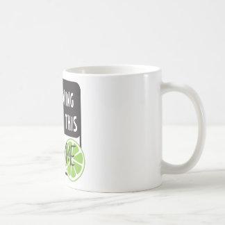 Enfermedad de LYME que lucha Taza De Café