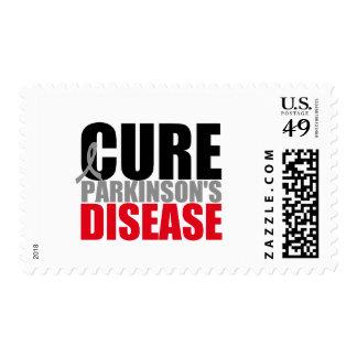 Enfermedad de Parkinsons de la CURACIÓN Estampilla