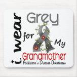 Enfermedad de Parkinsons llevo el gris para mi abu Tapetes De Raton