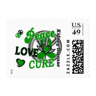 Enfermedad de riñón de la curación 2 del amor de sellos