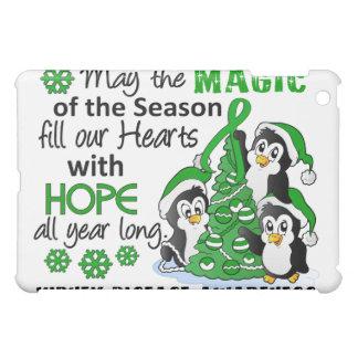 Enfermedad de riñón de los pingüinos del navidad