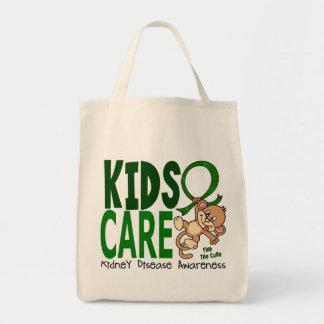 Enfermedad de riñón del cuidado 1 de los niños bolsa