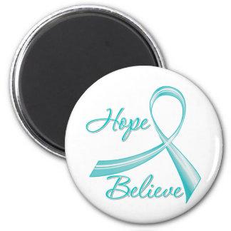 Enfermedad de riñón policística - la esperanza imán redondo 5 cm
