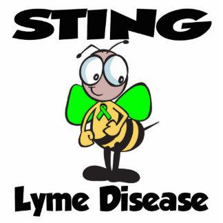 Enfermedad de STING Lyme Esculturas Fotográficas