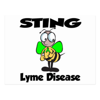 Enfermedad de STING Lyme Postal