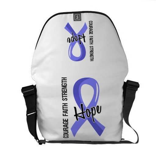 Enfermedad de tiroides de la esperanza 5 de la fe  bolsas de mensajeria