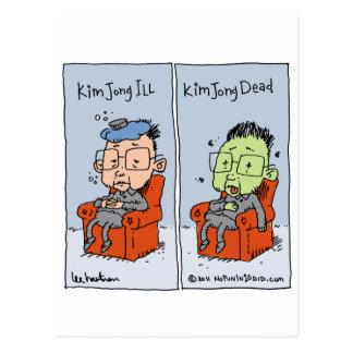 enfermedad del jong de kim postal
