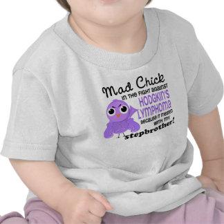 Enfermedad del linfoma del polluelo 2 de Hodgkin e Camiseta