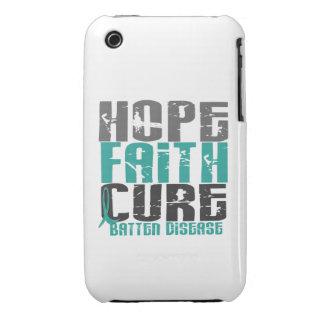 Enfermedad del listón de la curación de fe de la iPhone 3 Case-Mate funda