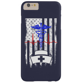 Enfermera americana funda barely there iPhone 6 plus