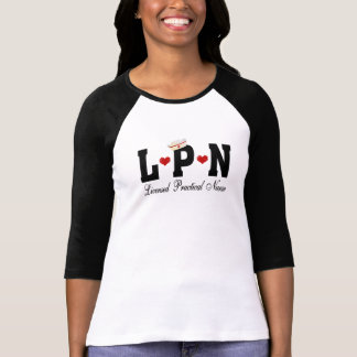 Enfermera autorizada LPN Playeras