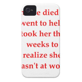 enfermera carcasa para iPhone 4 de Case-Mate
