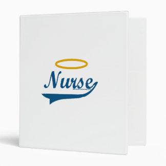 Enfermera con halo