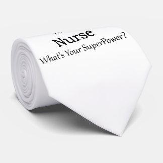 Enfermera Corbatas