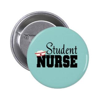 Enfermera de estudiante pins