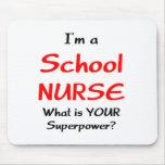 Enfermera de la escuela