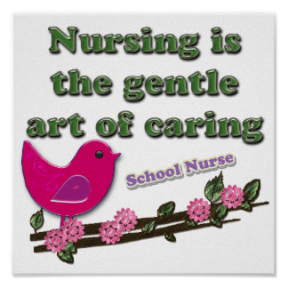 Enfermera de la escuela posters