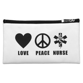 Enfermera de la paz del amor