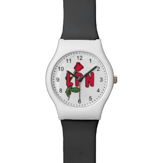 Enfermera de LPN subió Relojes De Mano