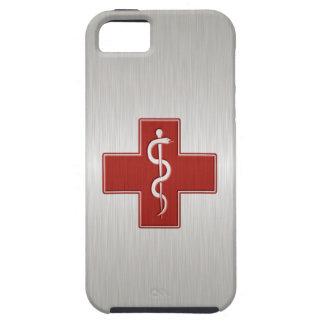 Enfermera de lujo iPhone 5 fundas