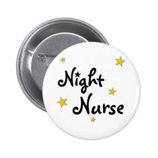Enfermera de noche pin
