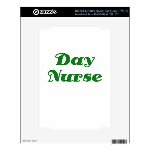 Enfermera del día NOOK skin
