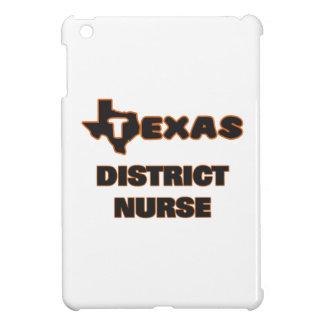 Enfermera del distrito de Tejas