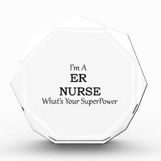 Enfermera del ER