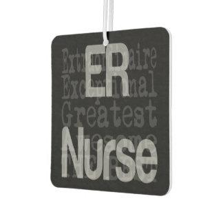 Enfermera del ER Extraordinaire