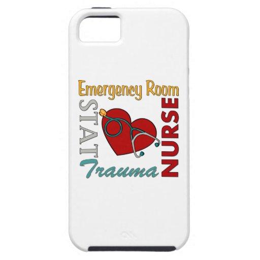 Enfermera del ER Funda Para iPhone SE/5/5s