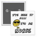 Enfermera del ER Pin
