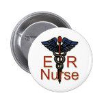 Enfermera del ER Pins